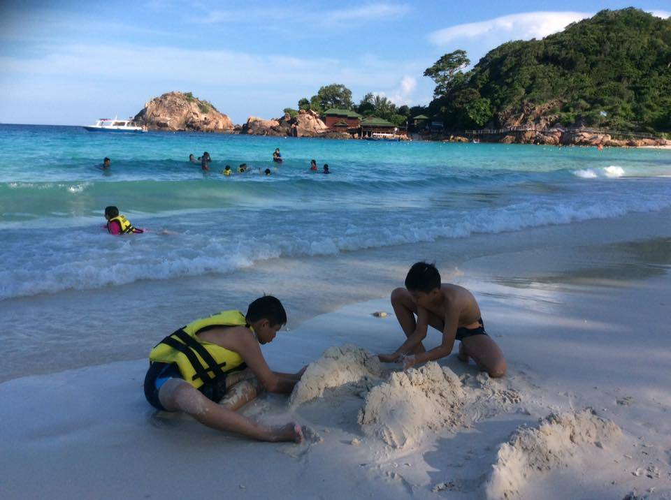 Aktiviti Pantai Redang Beach Resort