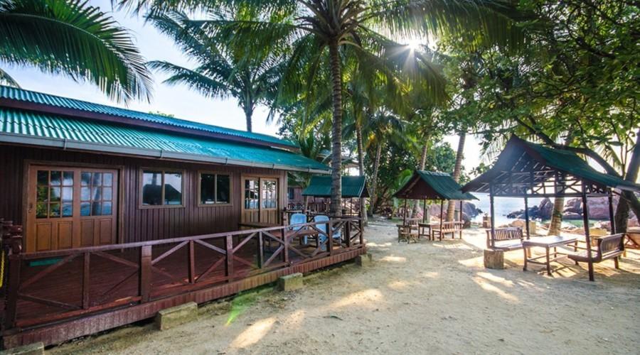Redang Reef Resort Chalet