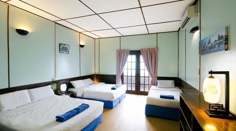 Redang Reef Resort Family Suite