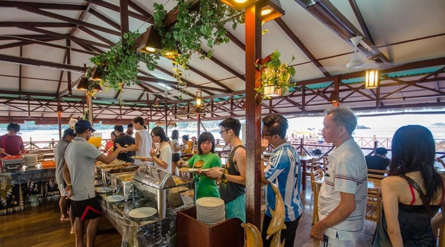 Redang Reef Resort Restoran