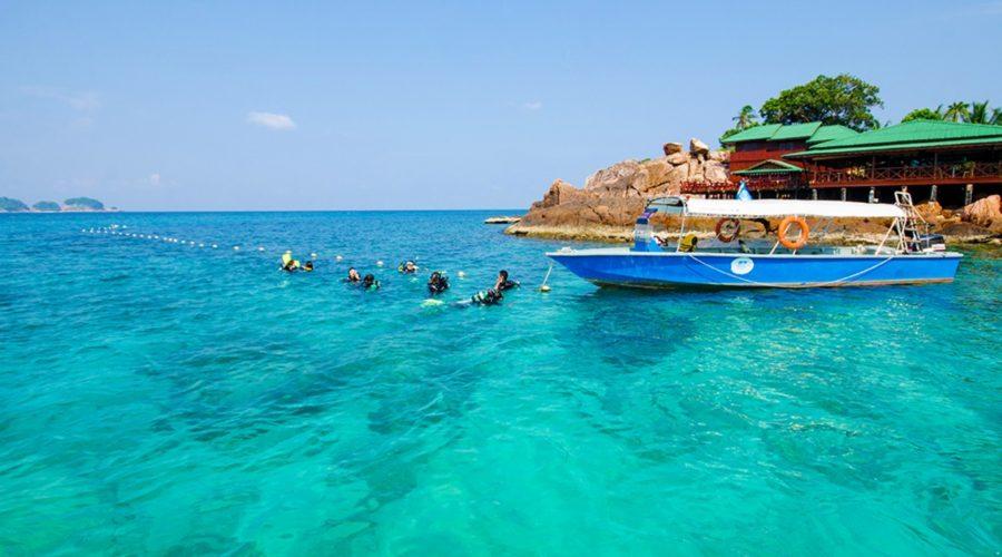 Redang Reef Resort Scuba Diving