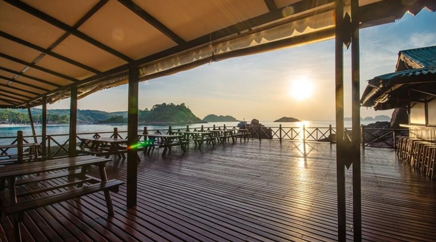 Redang Reef Resort Sunset