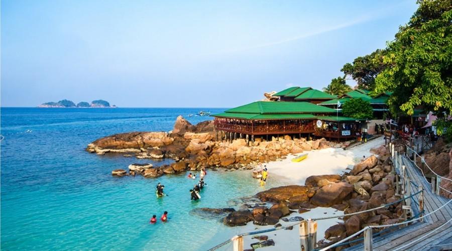 Redang Reef Resort View