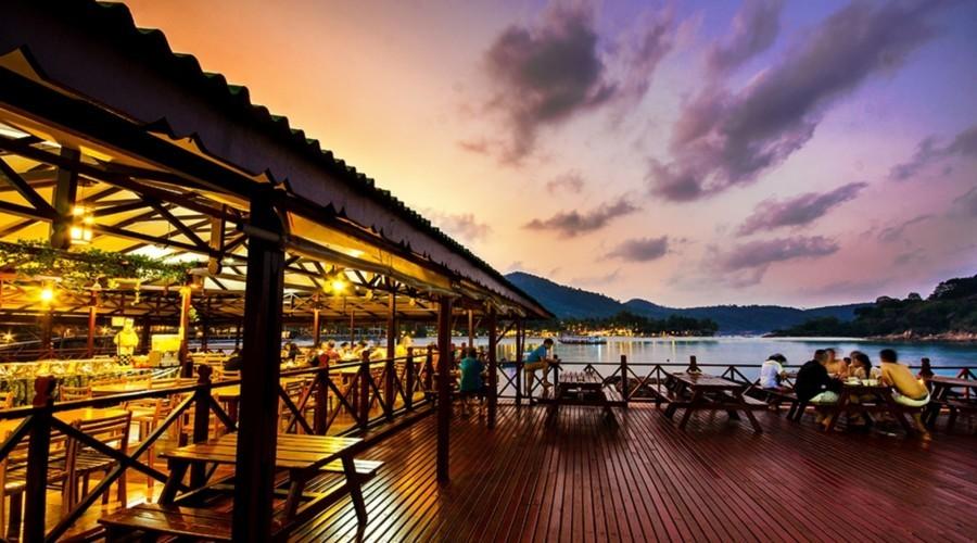 Redang Reef Resort Waktu Malam