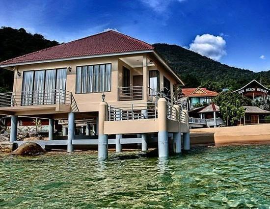 Sun Beach Resort Pulau Tioman