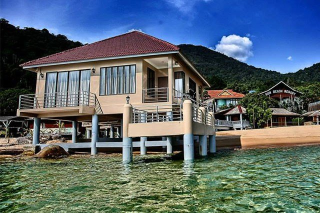 Sun Beach Resort Pulau Tioman