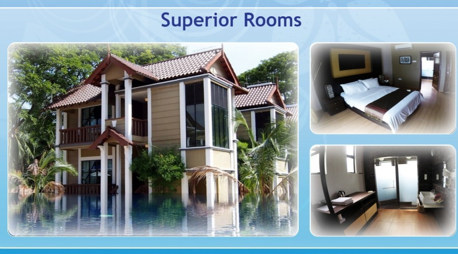 Superior Room Coral Redang Island Resort