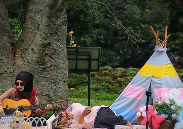 Pakej Percutian Jakarta Puncak Bandung 4 Hari 3 Malam