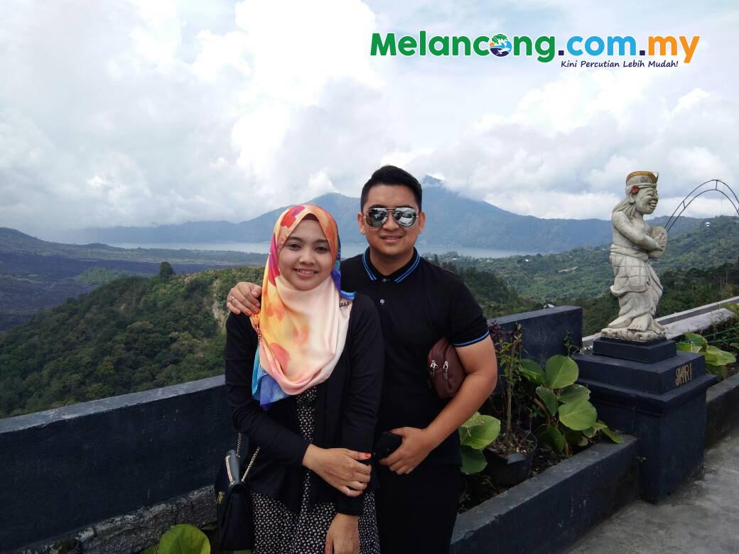 Bali Honeymoon Raja Muhammad