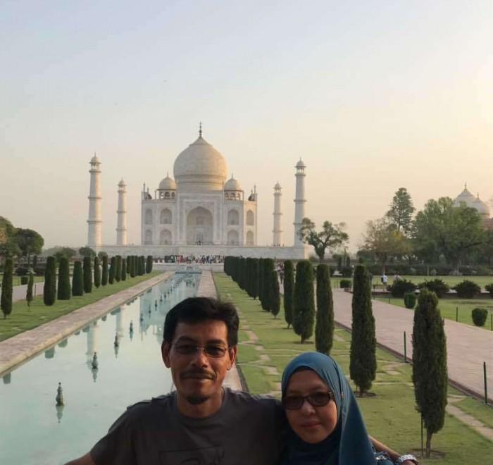 Kashmir Taj Mahal
