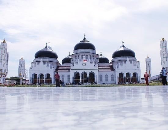 Pakej Percutian Aceh