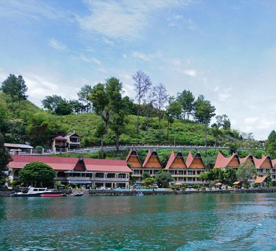Pakej ke Medan Indonesia