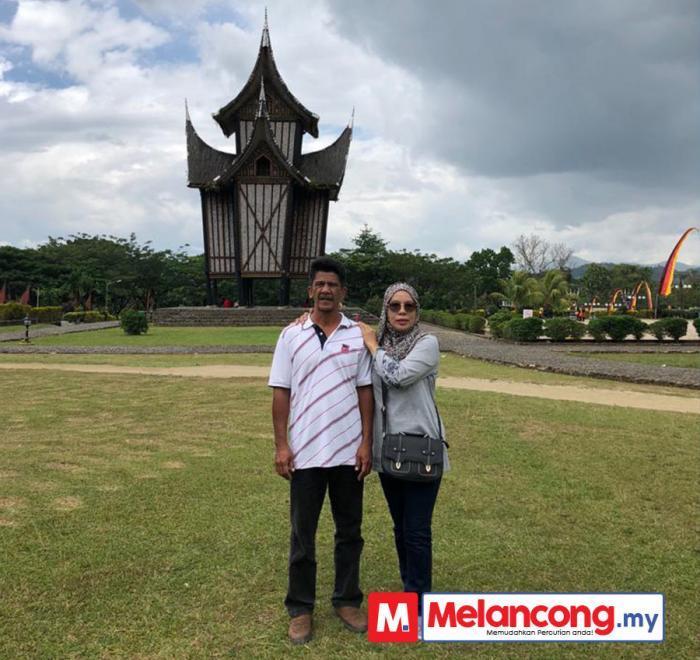 Siti Nur Ain Percutian Padang