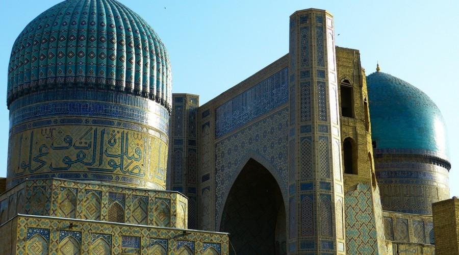 Bibi Xanom Mosque Samarkand