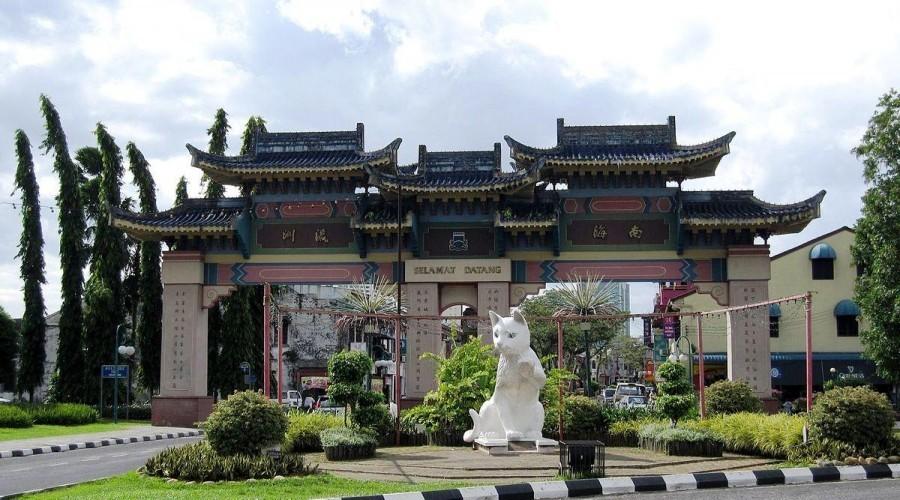 Chinatown Kuching