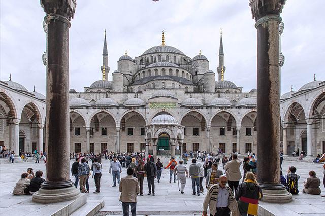 Galeri pakej Turki