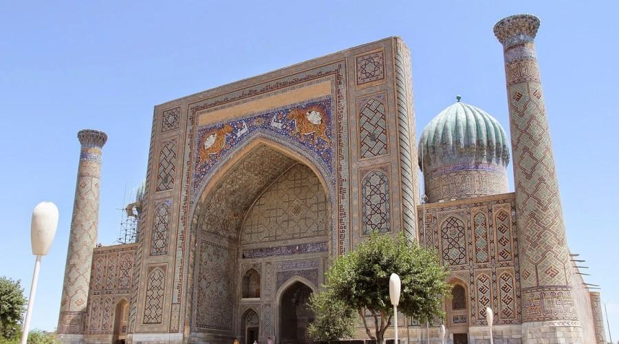 Gur Emir Grave Mausoluem