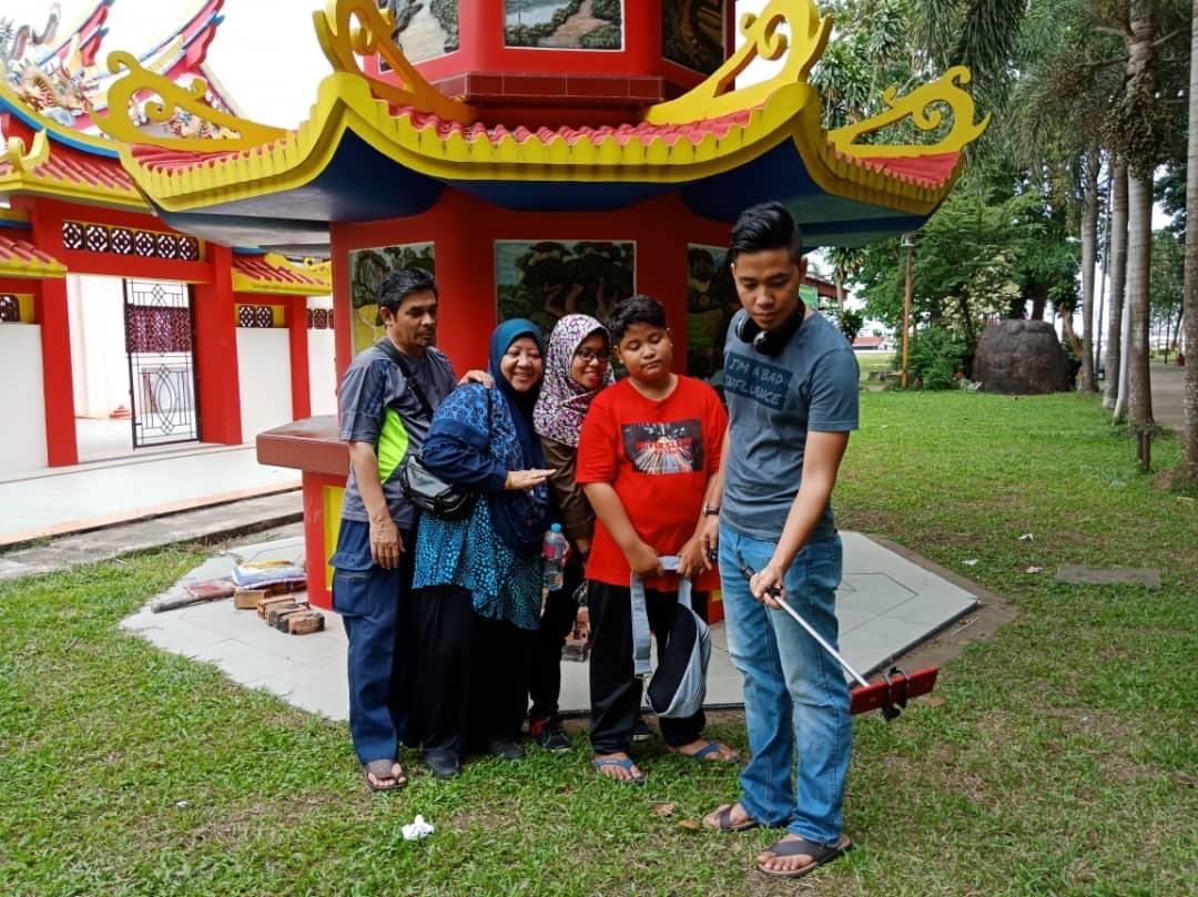 Kamisyah Mohd Yusop - Palembang - Indonesia