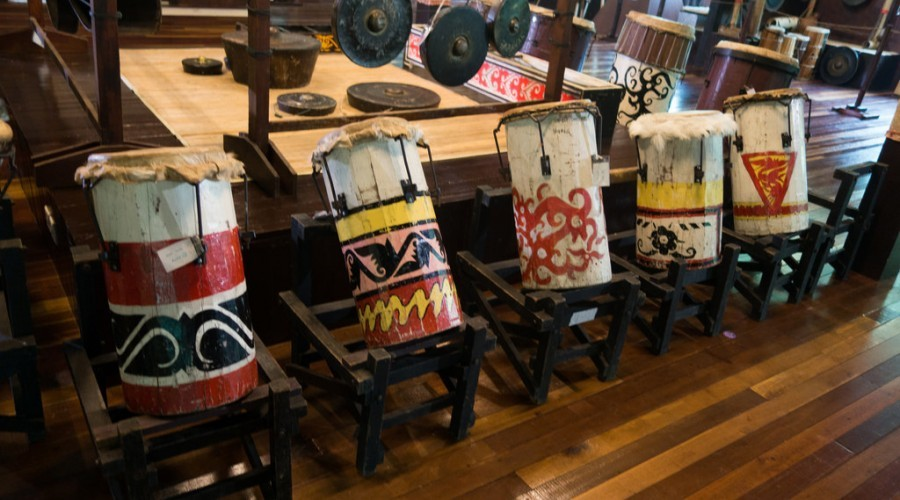 Kuching Instrument Sarawak Cultural Village