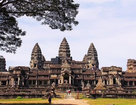 Pakej Angkor Wat