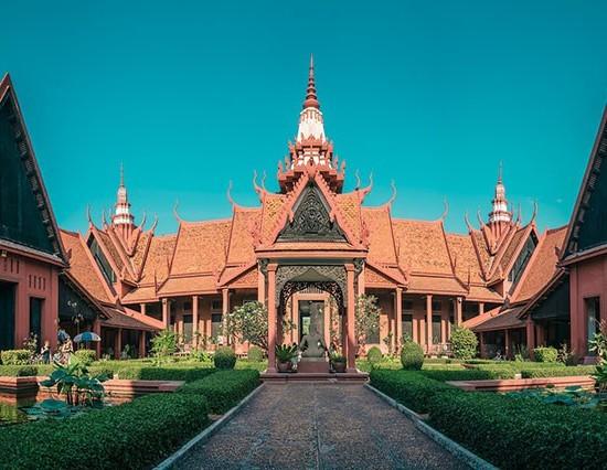 Pakej Phnom Penh