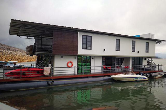 Pakej Tasik Kenyir Houseboat
