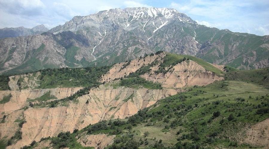 Pergunungan Chimgan