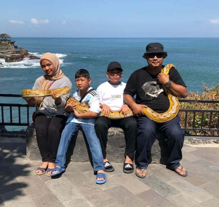 Puan Rohana Bali Indonesia