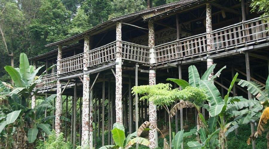 Sarawak Cultural Village Kuching