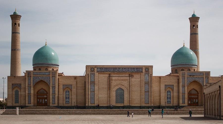 Tashkent Uzbekistan Mosque