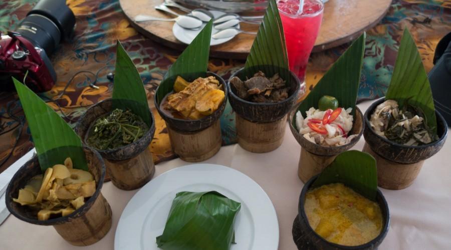 Taste of Sarawak Sarawak Cultural Village