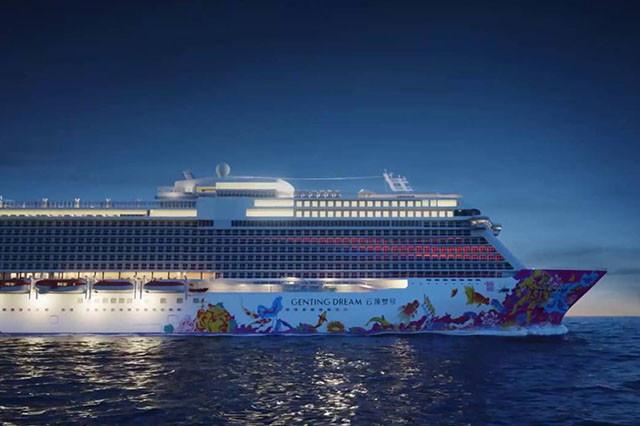Pakej Genting Dream Cruise 6H5M Indonesia