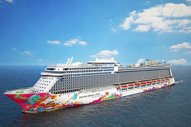 Pakej Genting Dream Cruise 6H5M Thailand 2