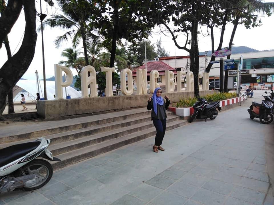 Wan Jurina Hasan - Phuket - 3 Hari 2 Malam