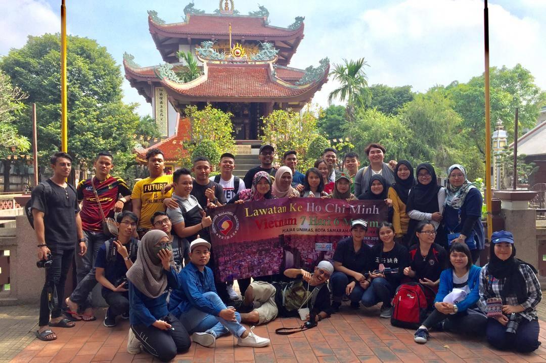 UNIMAS Kota Samarahan - Pakej Percutian Ho Chi Minh