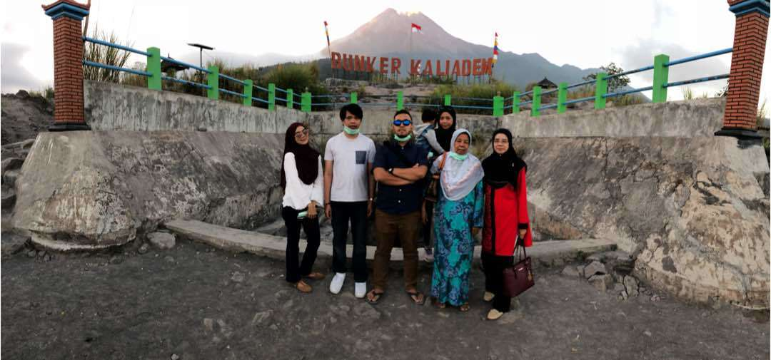 Melancong ke Yogyakarta - Abd Rahman