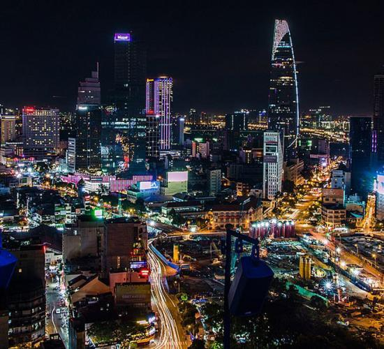 Pakej Ho Chi Minh