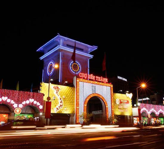 Pakej Ke Ho Chi Minh