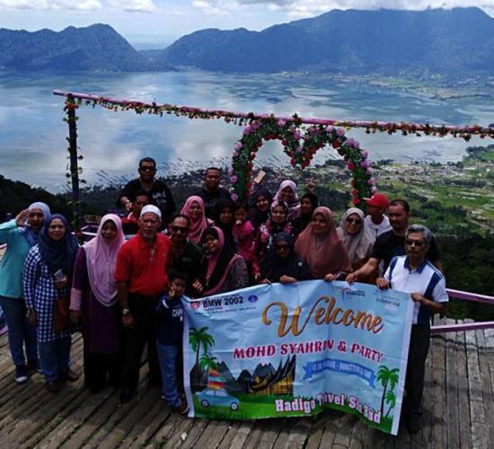 Pakej Padang Paling Popular