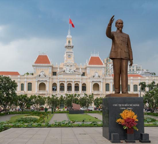 Pakej Percutian Ho Chi Minh