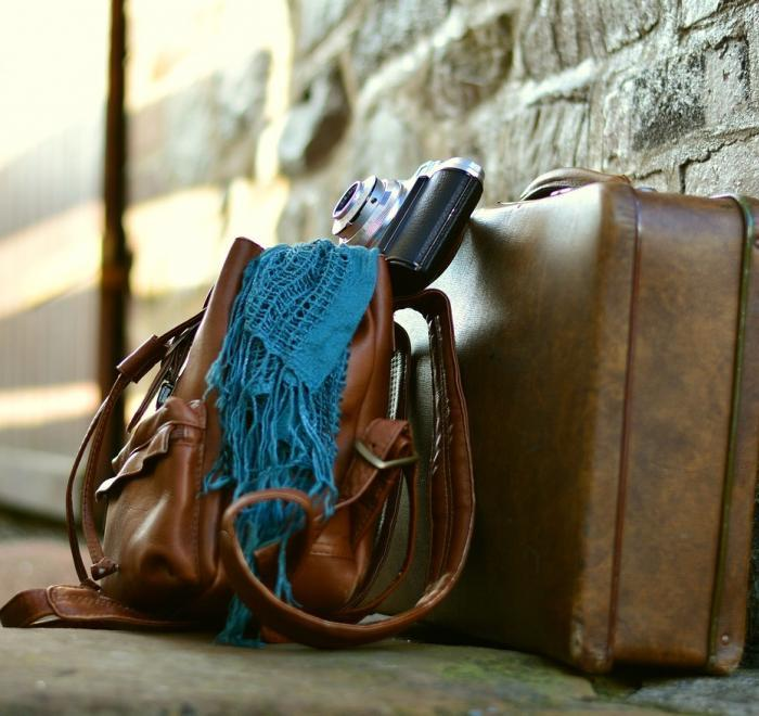 Beg Kulit Menarik tapi Agak Berat