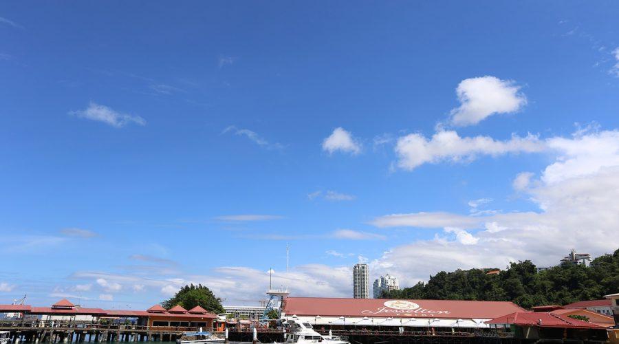 Jeti Jesselton Kota Kinabalu