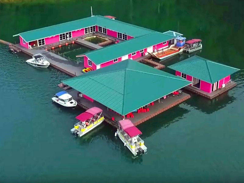 Pakej-Kenyir-Eco-Resort