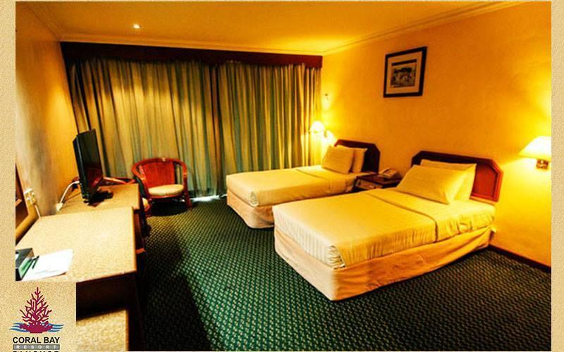 Coral Bay Resort Rooms