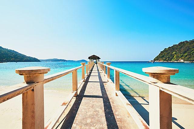 Destinasi Pulau Perhentian