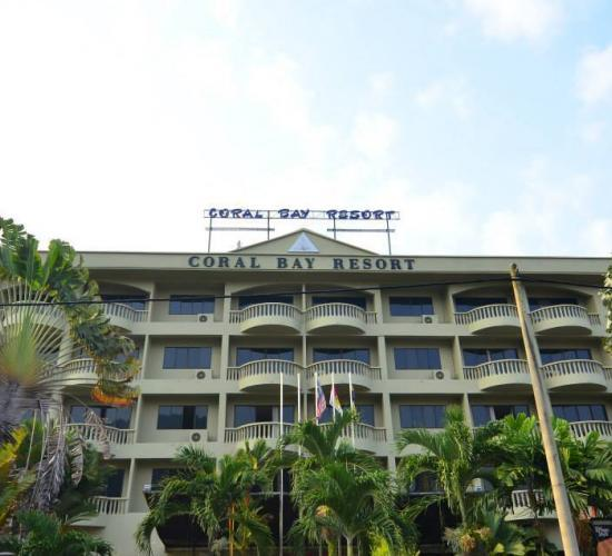 Front Coral Bay Resort