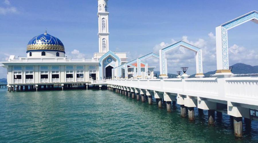 Masjid Al-Badr Seribu Selawat