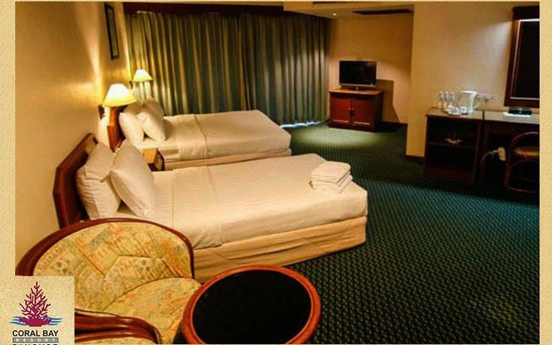 Room Coral Bay Resort