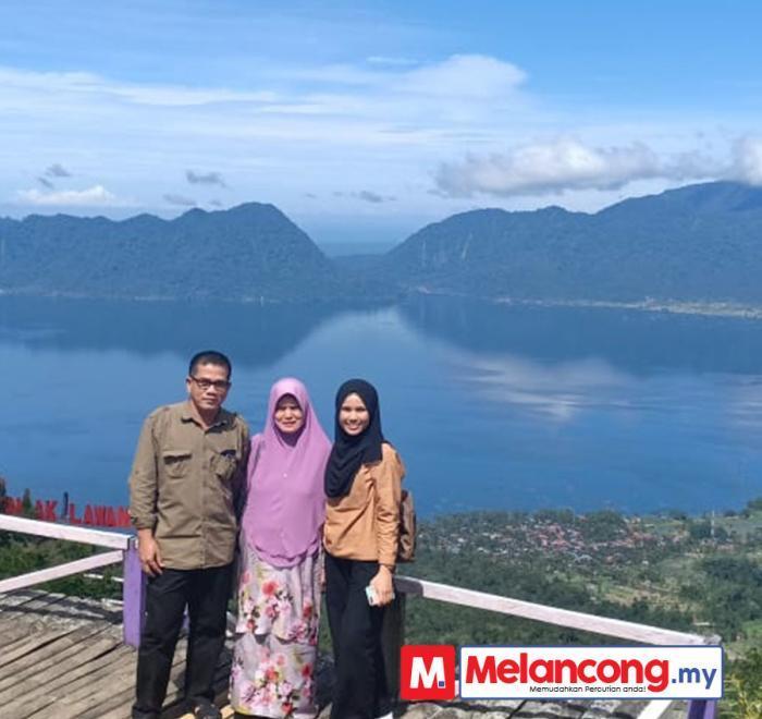 Percutian Zalina Omar Padang Bukittinggi 4 hari 3 malam