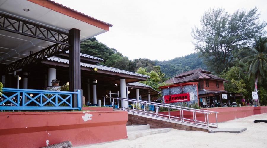 Arwana Perhentian Resort Pantai